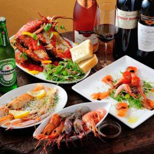 オマール海老付きコース料理11品_320x320_square_26239969