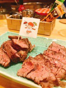 ステーキとおやさい なおちゃん料理画像_181009_0011