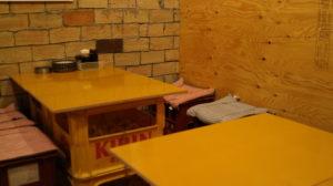 ステーキとおやさい なおちゃん_テーブル席2